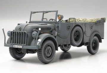 WWII Dt. Steyr Type 1500A/01 (1) · TA 32549 ·  Tamiya · 1:48