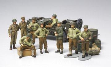WWII U.S. Infantry · TA 32552 ·  Tamiya · 1:48