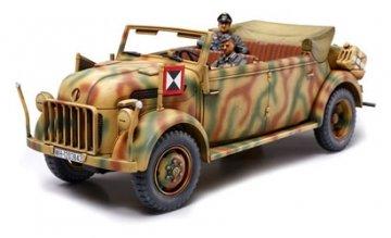 WWII Dt.Kommandeurwagen Steyr 1500A · TA 32553 ·  Tamiya · 1:48