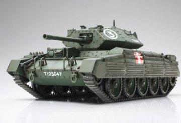WWII Brit.Panzer Crusader Mk.III & IV · TA 32555 ·  Tamiya · 1:48