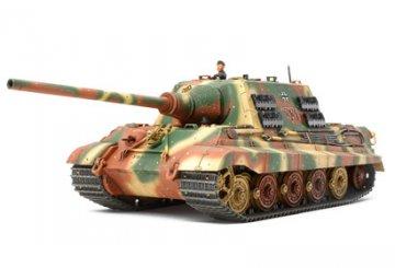 WWII Dt.Schw.Pz.Jagdtiger Früh.Pr. · TA 32569 ·  Tamiya · 1:48