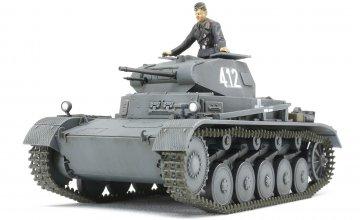 Dt.Panzer II Ausf.A/B/C F.C. · TA 32570 ·  Tamiya · 1:48