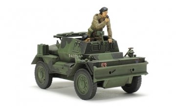 WWII Brit. Panzerspähwagen Dingo II · TA 32581 ·  Tamiya · 1:48