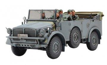 Deut. Horch Typ 1a 4x4 Geländewagen · TA 32586 ·  Tamiya · 1:48