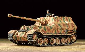 Jagdpanzer Elefant · TA 32589 ·  Tamiya · 1:48