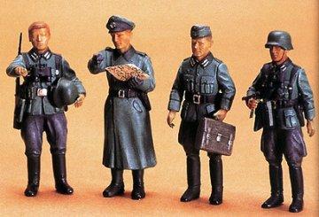 German Army Officer · TA 35010 ·  Tamiya · 1:35