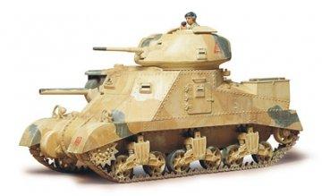 British M3 Grant Tank Mk. I · TA 35041 ·  Tamiya · 1:35