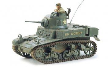 US M3 Stuart · TA 35042 ·  Tamiya · 1:35