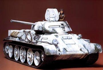 T-34/76 1942 · TA 35049 ·  Tamiya · 1:35