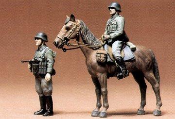 German Mounted Infantry · TA 35053 ·  Tamiya · 1:35