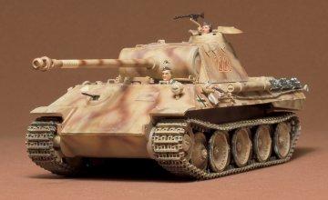 Sd.Kfz. 171 Panzer V Panther · TA 35065 ·  Tamiya · 1:35