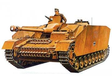Sd.Kfz. 163 Sturmgeschütz IV · TA 35087 ·  Tamiya · 1:35