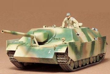German Jagdpanzer IV Lang · TA 35088 ·  Tamiya · 1:35