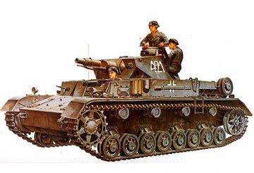 German Pz.Kpfw IV Ausf. D · TA 35096 ·  Tamiya · 1:35