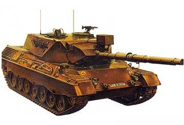 BW Leopard A4 · TA 35112 ·  Tamiya · 1:35