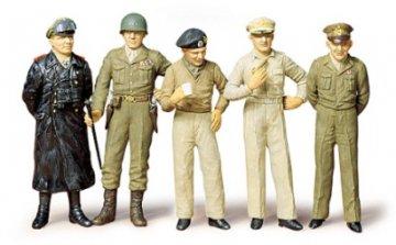 Generals · TA 35118 ·  Tamiya · 1:35