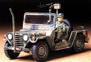 US M151A2 Ford Mutt · TA 35123 ·  Tamiya · 1:35