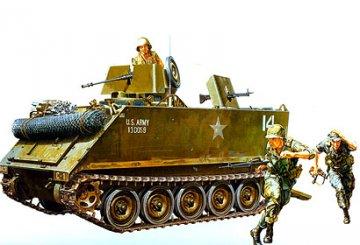 U.S. M113 ACAV · TA 35135 ·  Tamiya · 1:35
