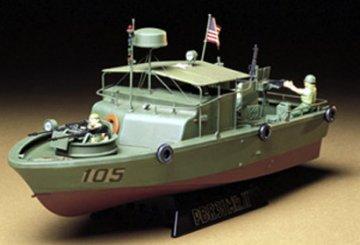 US Navy PBR 31 Mk. II Pibber, Vietnam Boat · TA 35150 ·  Tamiya · 1:35
