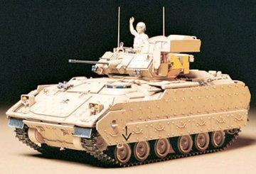 US M2A2 BRADLEY IFV · TA 35152 ·  Tamiya · 1:35