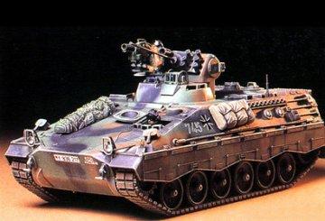 Deutscher Schützenpanzer Marder 1A2 · TA 35162 ·  Tamiya · 1:35