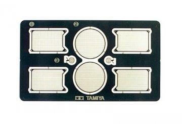 Fotoätzteile für 35164 (Grill) · TA 35167 ·  Tamiya · 1:35