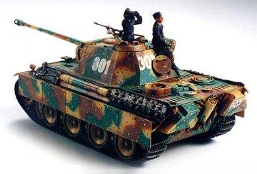 German Panther G Late Version · TA 35176 ·  Tamiya · 1:35
