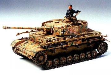 German Pz.Kpfw. IV Ausf. J · TA 35181 ·  Tamiya · 1:35
