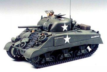 US Medium Tank M4 Sherman, Early Production · TA 35190 ·  Tamiya · 1:35