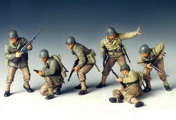 US Army Assault Infantry Set · TA 35192 ·  Tamiya · 1:35