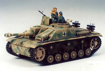 German Sturmgeschütz III Ausf. G, Early Version · TA 35197 ·  Tamiya · 1:35