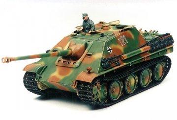 German Tank Destroyer Jagdpanther, Late Version · TA 35203 ·  Tamiya · 1:35
