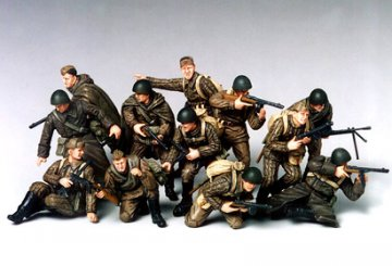 Russian Army Assault Infantry · TA 35207 ·  Tamiya · 1:35
