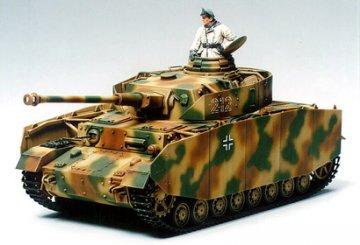 German Pz.Kpfw. IV Ausf. H, Early Version · TA 35209 ·  Tamiya · 1:35
