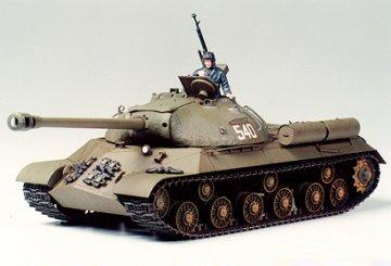 Russian Heavy Tank JS3 Stalin · TA 35211 ·  Tamiya · 1:35