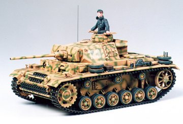 German Pz.Kpfw. III Ausf. L · TA 35215 ·  Tamiya · 1:35