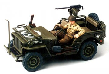 US Jeep Willys 1/4 Ton · TA 35219 ·  Tamiya · 1:35