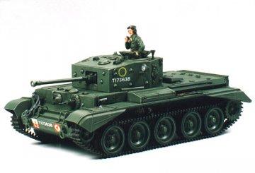 British Cruiser Tank Cromwell Mk IV · TA 35221 ·  Tamiya · 1:35