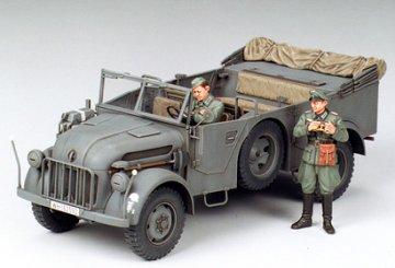 German Steyr 1500A/01 · TA 35225 ·  Tamiya · 1:35