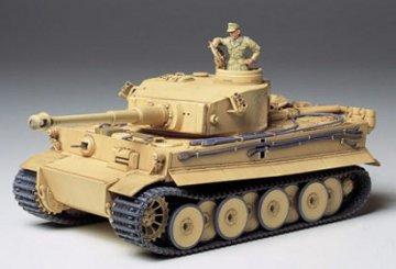 Tiger I Init./Frühe Produktion · TA 35227 ·  Tamiya · 1:35