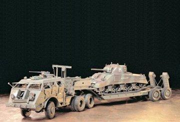 US 40ton Tank Transporter Dragon Wagon · TA 35230 ·  Tamiya · 1:35