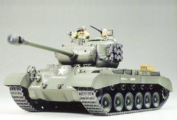 US Medium Tank M26 Pershing (T26E3) · TA 35254 ·  Tamiya · 1:35