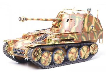 German Tank Destroyer Marder III M · TA 35255 ·  Tamiya · 1:35