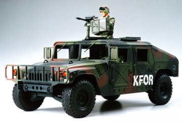 M1025 Humvee Armament Carrier · TA 35263 ·  Tamiya · 1:35