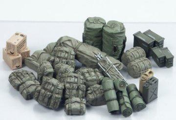 Modern US Military Equipment Set · TA 35266 ·  Tamiya · 1:35