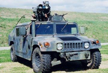 US M1046 Humvee m. TOW Raketen · TA 35267 ·  Tamiya · 1:35