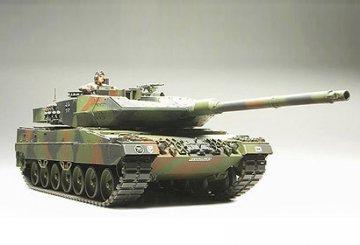 Leopard 2A6 Main Battle Tank · TA 35271 ·  Tamiya · 1:35