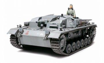 German Sturmgeschütz III Ausf. B · TA 35281 ·  Tamiya · 1:35