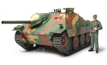 Jagdpanzer 38 (t) Hetzer Mittlerer Produktion · TA 35285 ·  Tamiya · 1:35