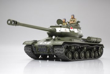 Russian Heavy Tank JS-2 Model 1944 ChKZ · TA 35289 ·  Tamiya · 1:35